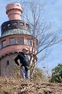 Der Mann und der Turm :-)