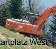 Optimierungsarbeiten West