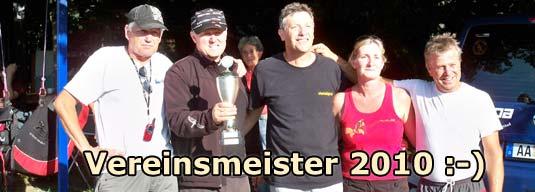 Vereinsmeister 2010 Gleitschirmverein Baden!