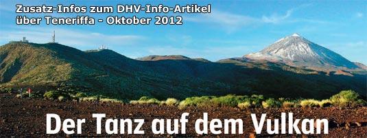 Zusatzinfos DHV-Artikel Teneriffa