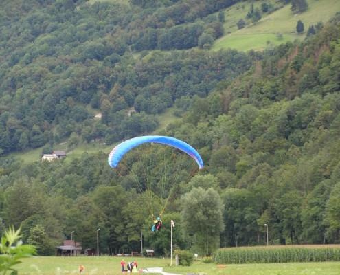 Landung Tolmin blau